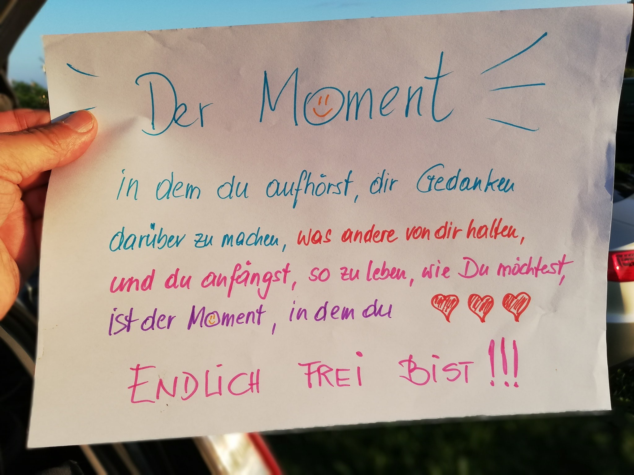 ila News - Der Moment