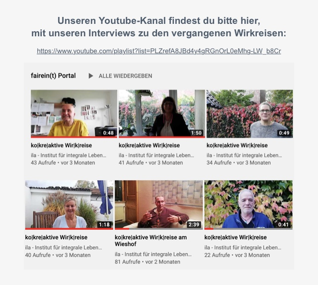 faireint YouTube Kanal